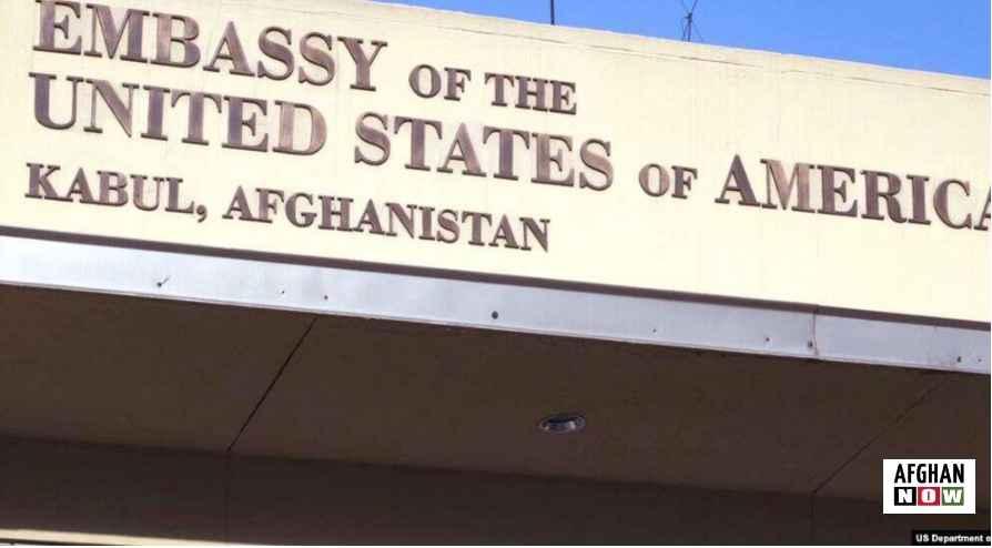 د سولی تړون به د امریکا او طالبانو ترمنځ دایمي اوربند ته لاره هواره کړي، دامریکا سفارت