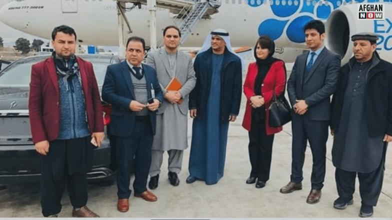 متحده عرب اماراتو د کرونا د تشخیص لپاره افغانستان سره مرسته وکړه