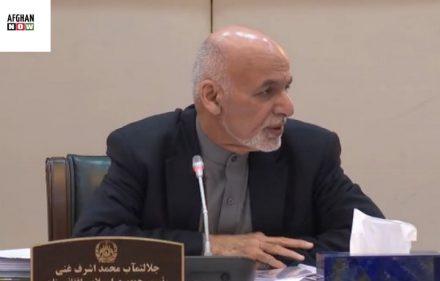 افغان دولت لویه جرګه رابلي