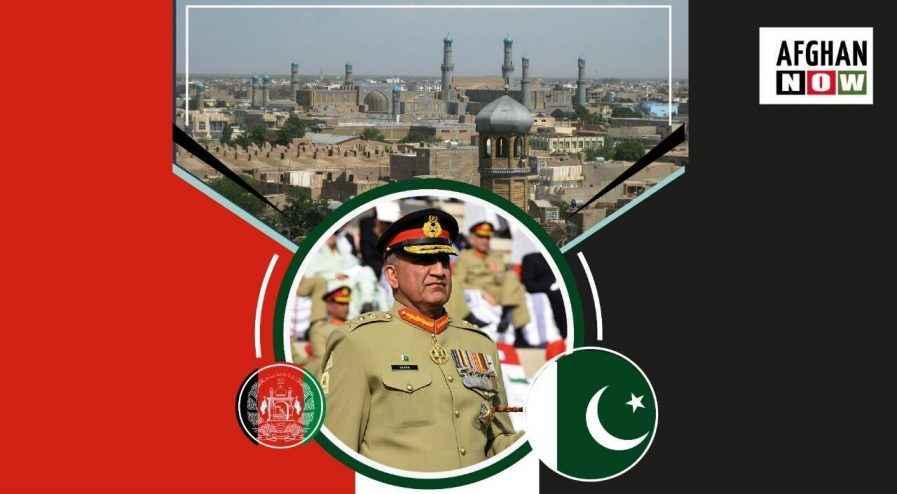کابل: د پاکستان د فوځ مشر کابل ته راغلۍ