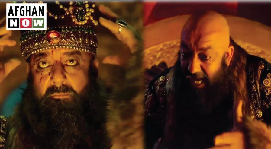 هندي فلم کې د احمد شاه بابا رول لوبونکۍ نوموتی هندۍ هنرمند سنجې دت ٦١ کلن شو