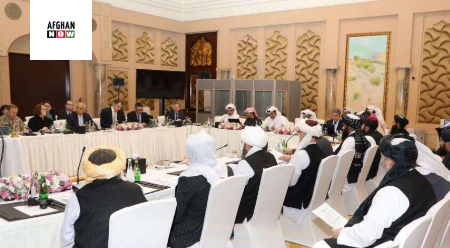 سبا قطر کې خپلمنځي مزاکرات پیلیږي