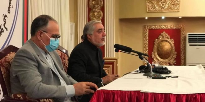 عبدالله عبدالله : لویه مشورتي جرګه فرمایشي نه وه