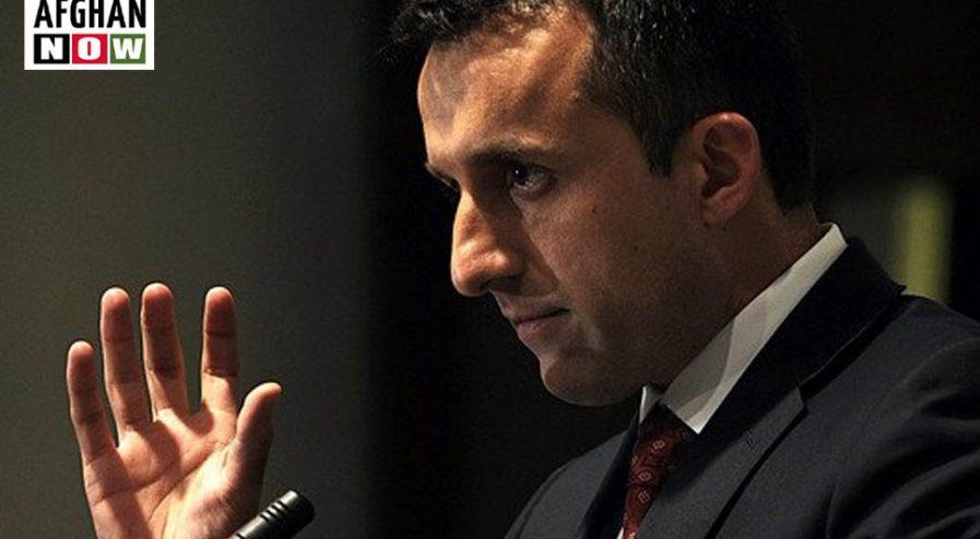 امرالله صالح: له طالب سره ګډ کار کولوته چمتونه یم