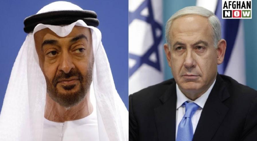 د اسرایلو اوعربي اماراتو تر منځ تاریخي تړون په واشنګټن کې امضا شو