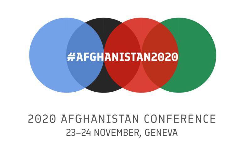 جينوا كنفرانس:افغان حکومت سره د نړیولو مرستې