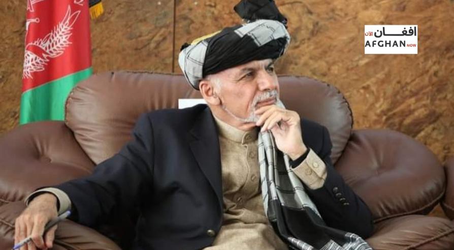 جمهور ریس غني: راشد ارمان د نوي افغانستان استازى دى